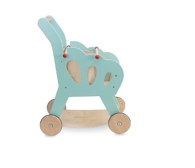 TV316  Shopping Trolley (with detachable fabric bag) by Le Toy Van 006