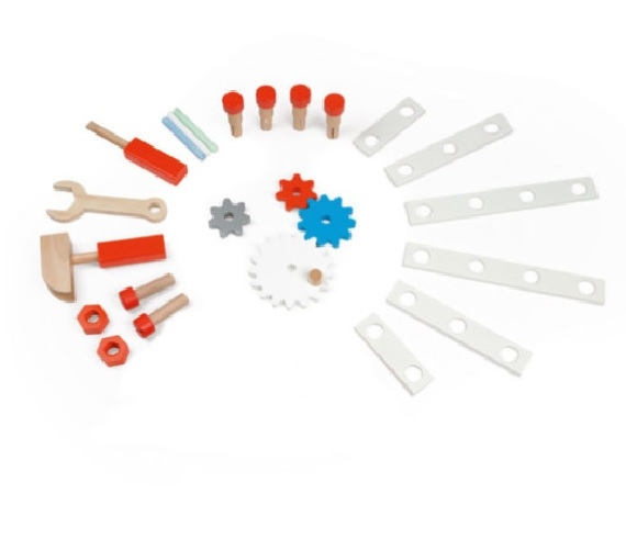 J06491 Janod DIY Magnetic Workbench 002