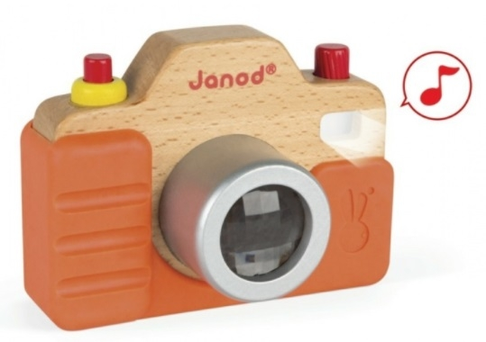 Janod sound camera sound