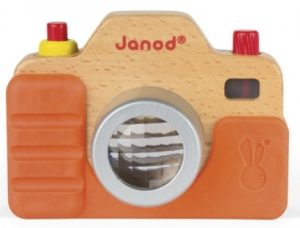 Janod sound camera front
