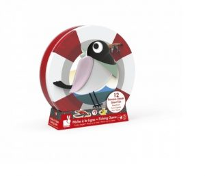 Janod Tropical Magnetic Fishing Game