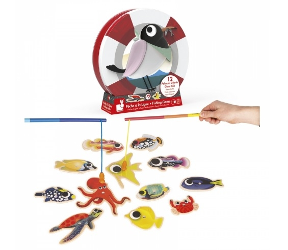 Tropical Fishing Game Set