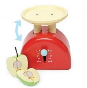 Honeybake Weighing Scales by Le Toy Van