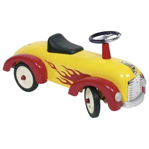 14072 Flame Classic Metal Rideon Car 001