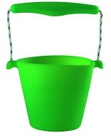 scrs004gre Scrunch bucket green 001