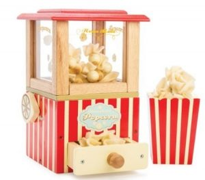 L Toy Van Popcorn machine 001
