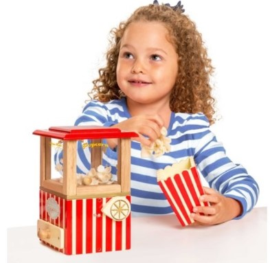 letoyvan Honeybake popcorn machine 003