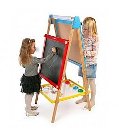 T-0210 Tidlo Height Adjustable Easel 004