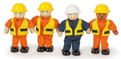 T-0241 Tidlo Construction Workers 001