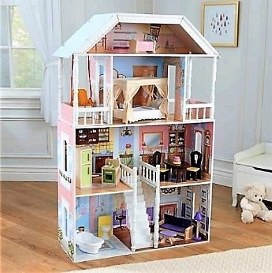 ZZKK-65023 Savannah Dollhouse 001.jpg