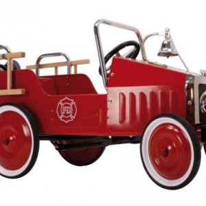 Fire Engine pedal truck goki