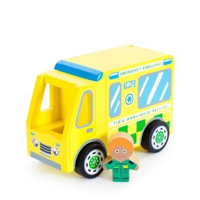 Tidlo Ambulance and paramedic