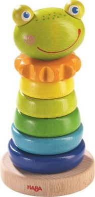 Haba Pegging Game Frog