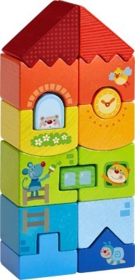 Haba Stacking Game Animal High Rise
