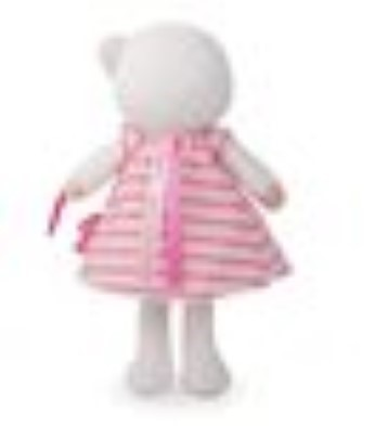 small doll image in pink dress