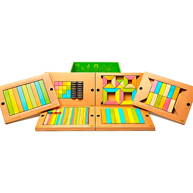 tegu 130 piece classroom set