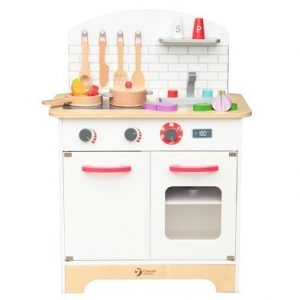 kids chef kitchen set by classic world