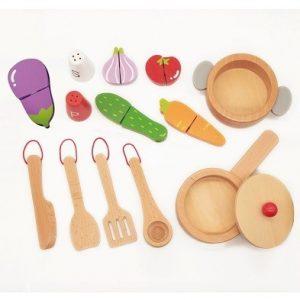 Classic World Kids Chef Kitchen Set