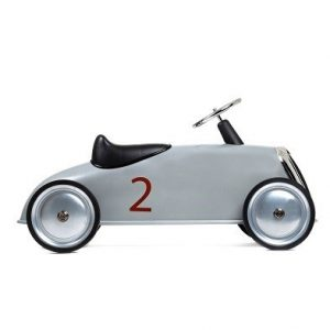 Baghera Silver Rider Ride on Car – Large