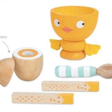 Egg Cup Set by Le Toy Van