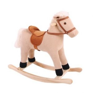Cord rocking horse by bigjigs BJ285