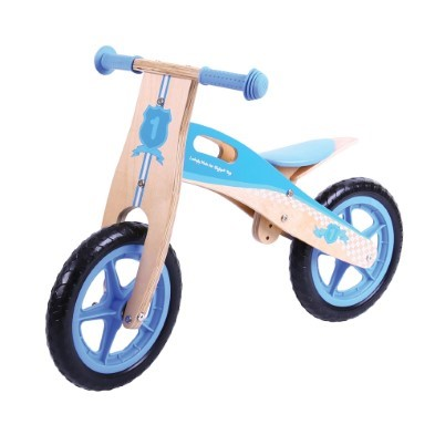 My First Bike Balance bike blue BJ774