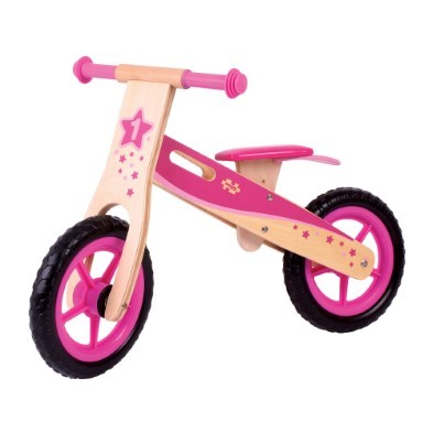 My First Bike - Balance bike by Bigjigs