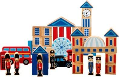 lanka kade london building blocks wooden toy