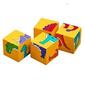 Dinosaur Block Puzzle