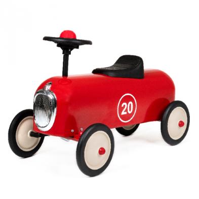 Baghera Racer Red 815 1 Side