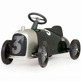 Baghera Bentley and Citroen Sit and Ride Toys