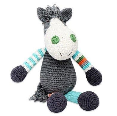 banbe crochet donkey toy