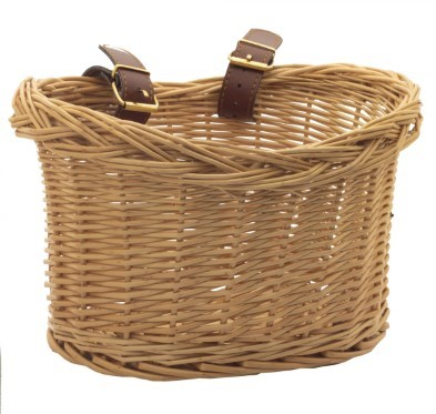 wicker basket for trybike