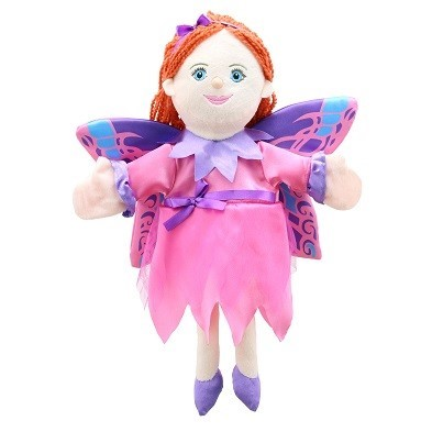 fairy hand puppet by the puppet company