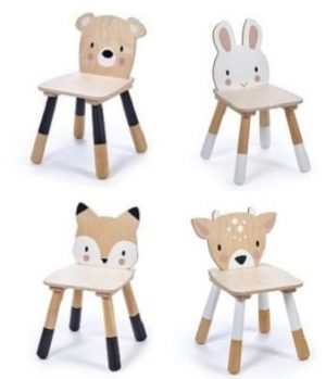Forest Animal Chair