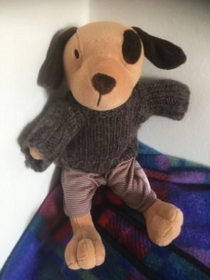 Ragtales Oscar the puppy dog soft toy