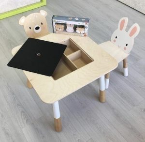 Forest Table And Chair Set