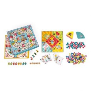 Janod multip board games