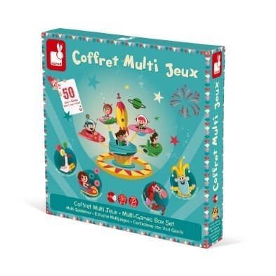 carousel multi game box set
