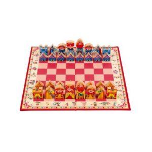 Carousel Chess Game