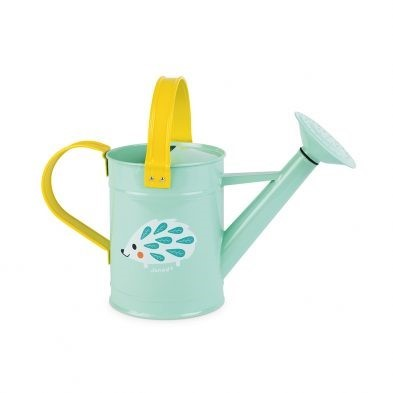 janod little gardener playset watering can