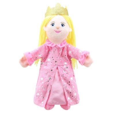 princess hand puppet by The Puppet Company