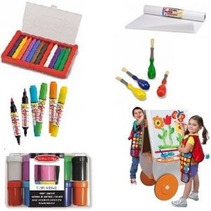 Kids Rolling Art Bundle Set