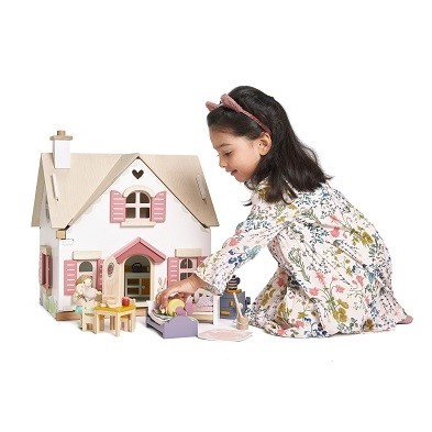 cottontail cottage dolls house 3