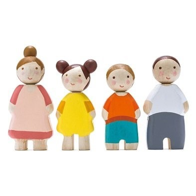 Tender Leaf Toys The Leaf Doll Family TL8141
