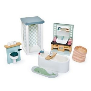Dovetail Bathroom Set