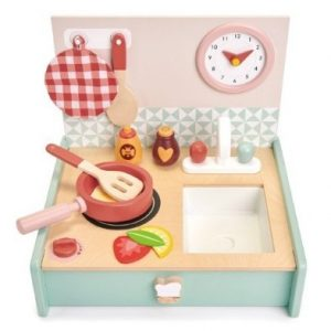Toy Kitchenette by Tender Leaf Toys