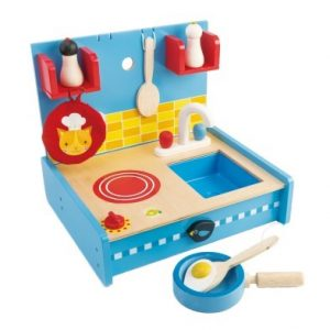 Portable Pop Up Play Kitchen