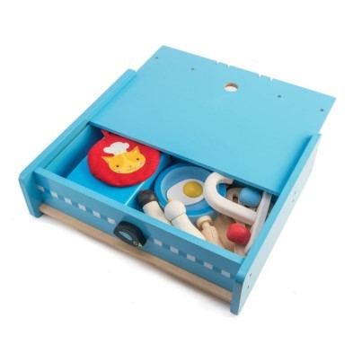 blue kids storage box 2