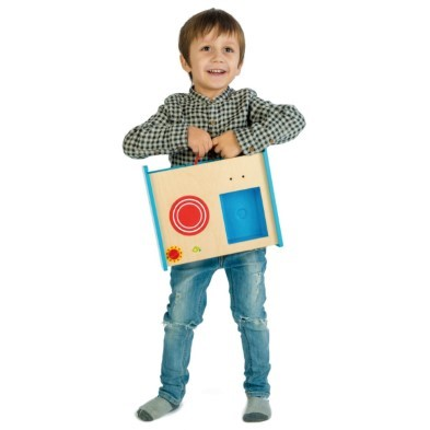 wooden case for kids